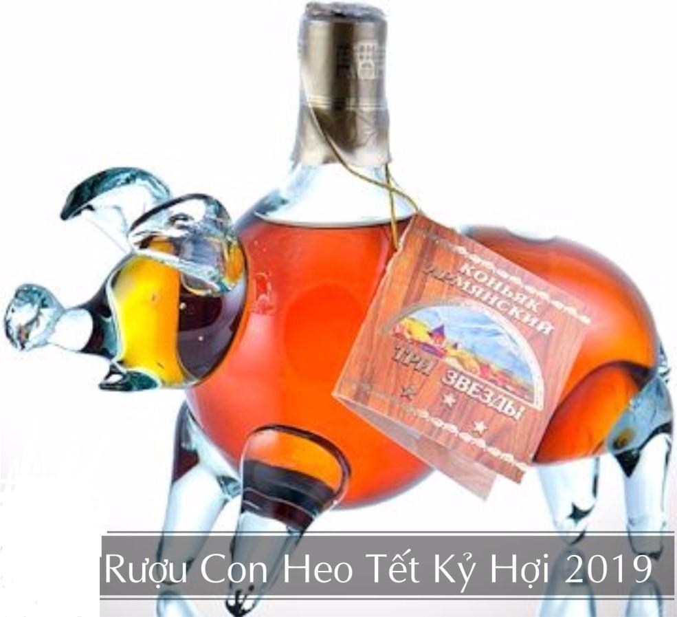 Ý nghĩa của rượu Kỷ Hợi 2019 trong phong thủy