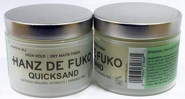 Tổng hợp các sản phẩm sáp vuốt tóc nam Hanz de fuko được yêu thích