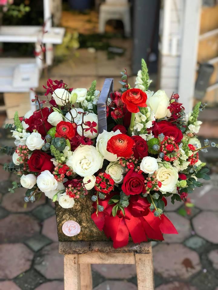 Shop hoa tươi quận 4 mang đến cho khách hàng những trải nghiệm tuyệt vời