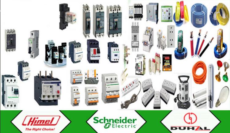 Thiết bị điện nên mua của thương hiệu nào?
