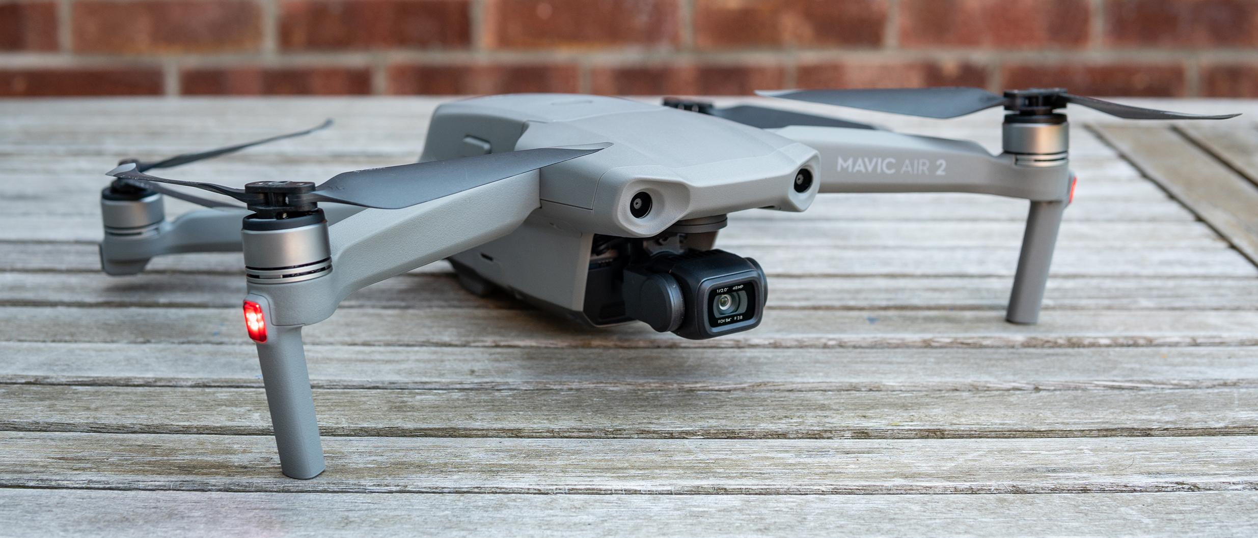 Mavic air 2 mới có khả năng chụp ảnh như thế nào?